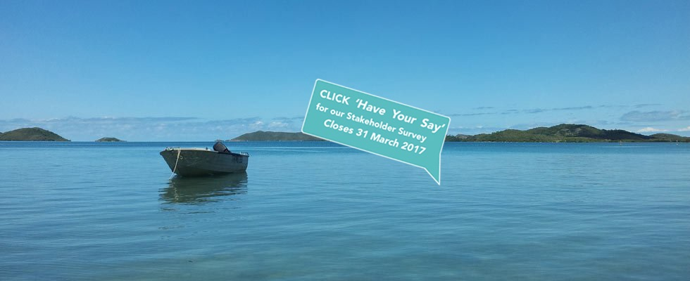 Reducing our carbon footprint - torres strait water