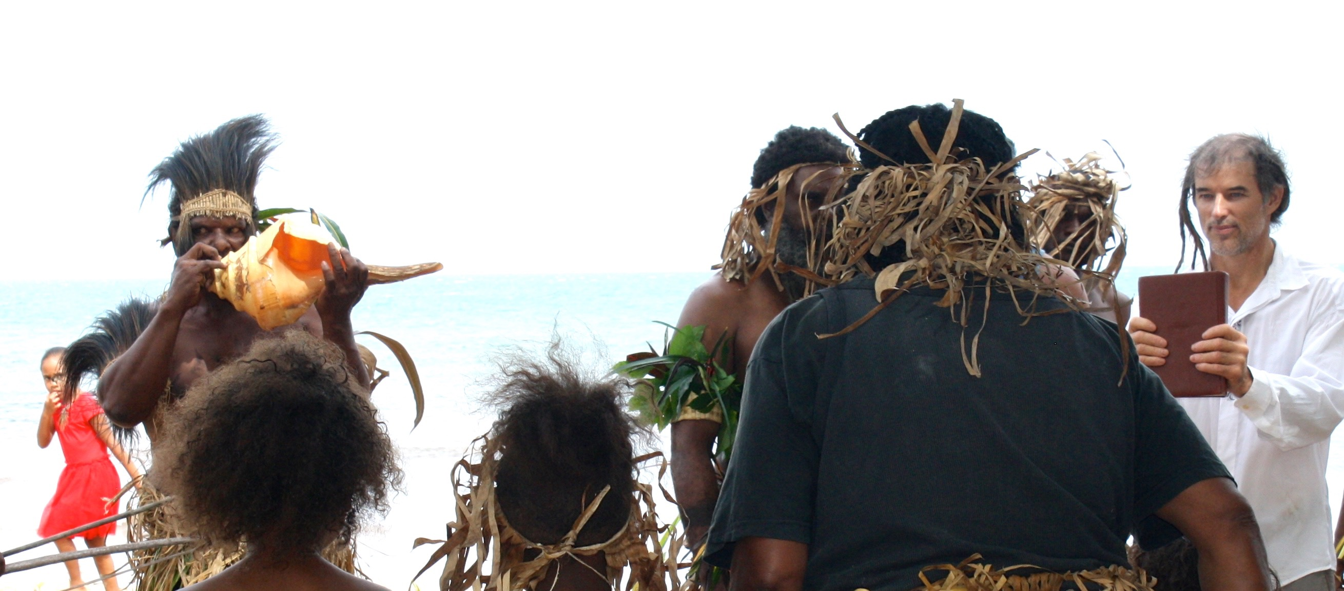 History of the Torres Strait - Coming of the Light